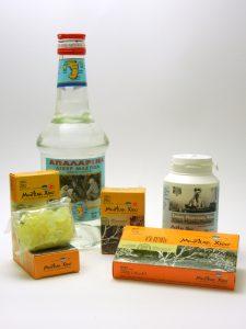προϊόντα μαστίχας χίου