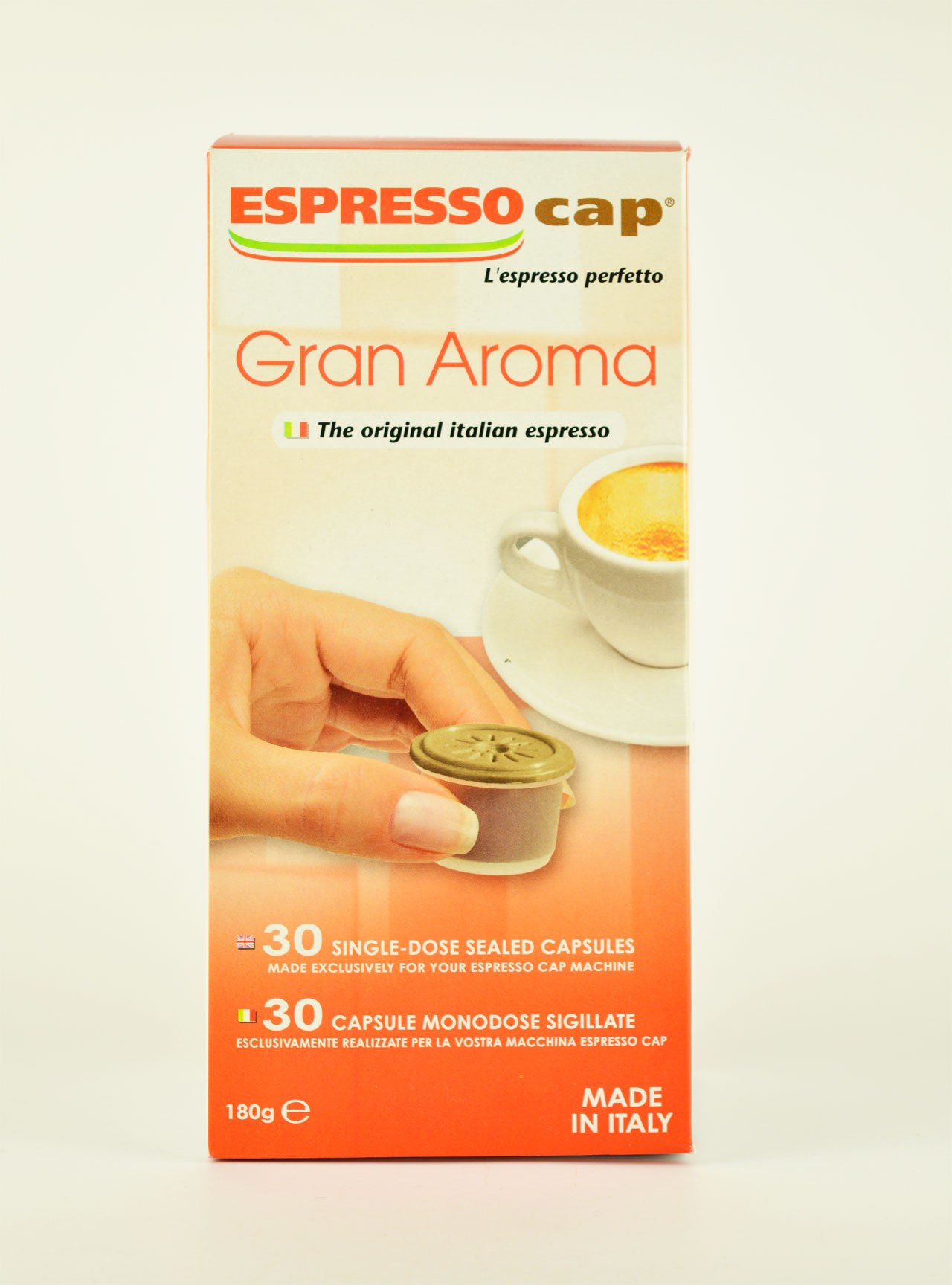espresso caps gran aroma