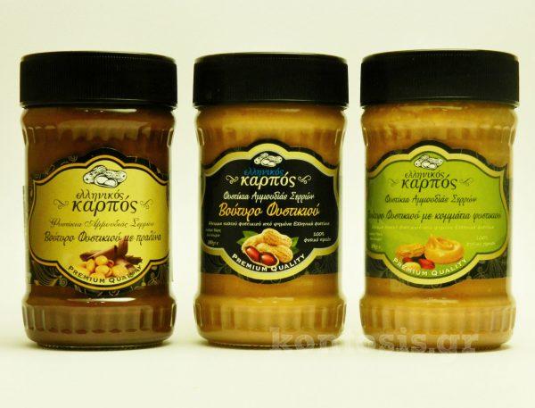 fistikovoutiro-peanut-butter-fisiko-xoris-zaxari-elliniko