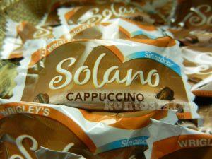 Karameles sugar free solano-cappuccino