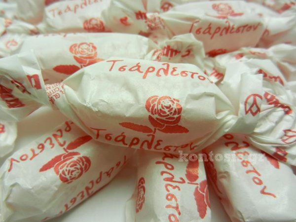 Malakes karameles tsarleston triantafyllo-rose-pergamonto-bergamot