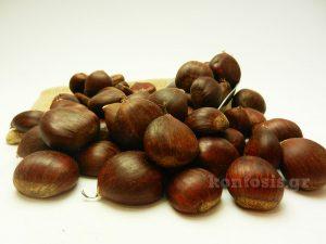 kastana kritis-chestnuts crete ellinika