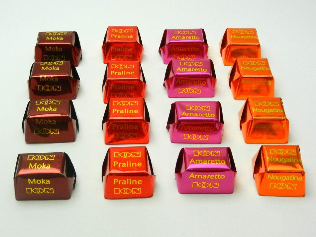Σοκολατάκια ΙΟΝ