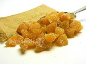 Ginger με ζάχαρη