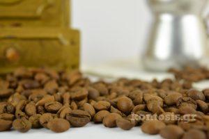 Ελληνικός καφές κόκκοι καφέ
