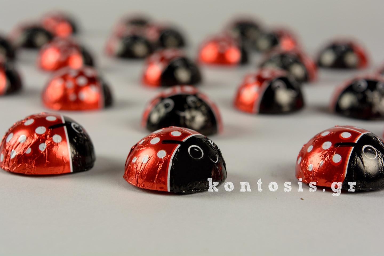 Σοκολατάκια πασχαλίτσες kolokatakia pasxalitses