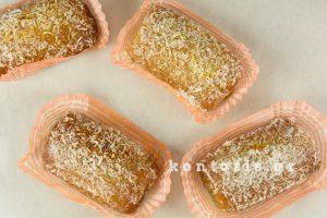 Ρολάκια νηστίσιμα γλυκά rolakia nistisima kidoni