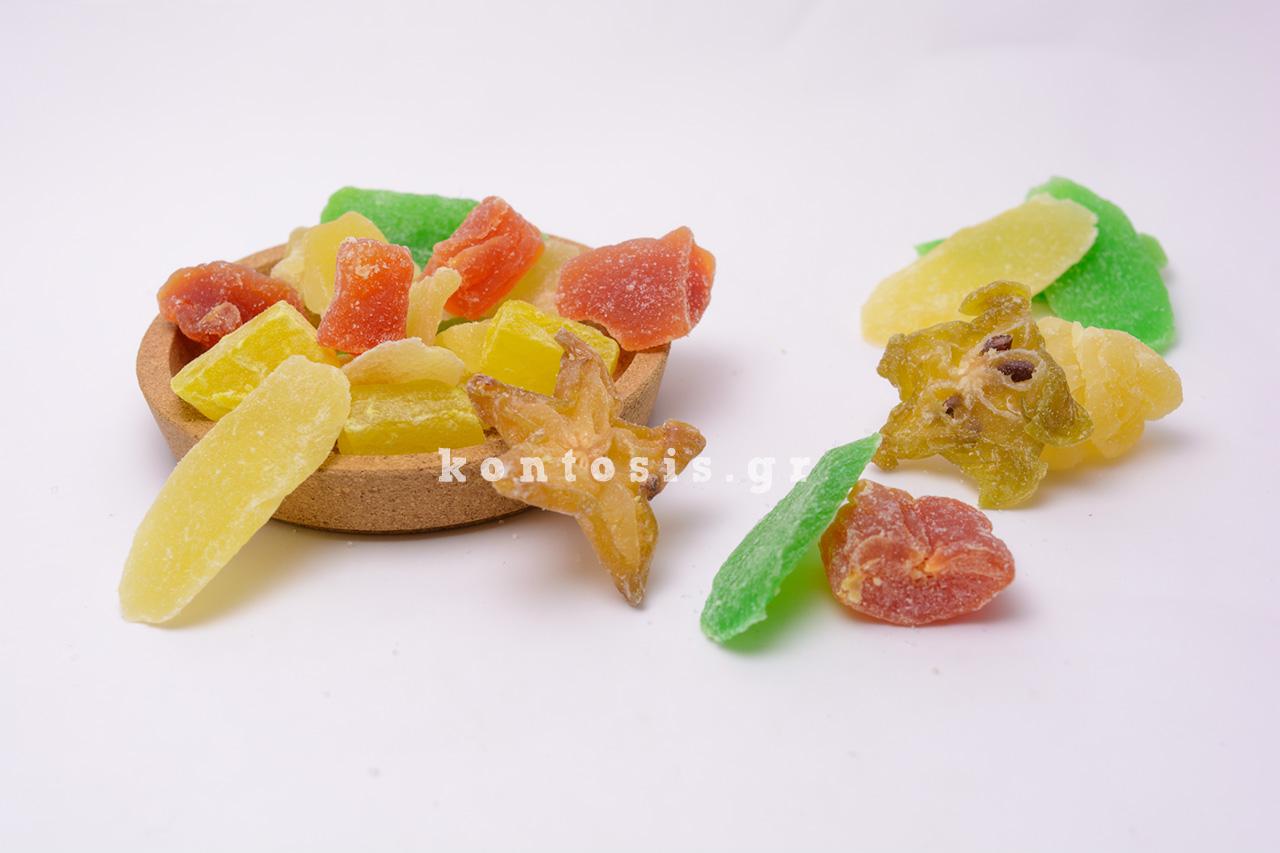 Fruit salad Thailand