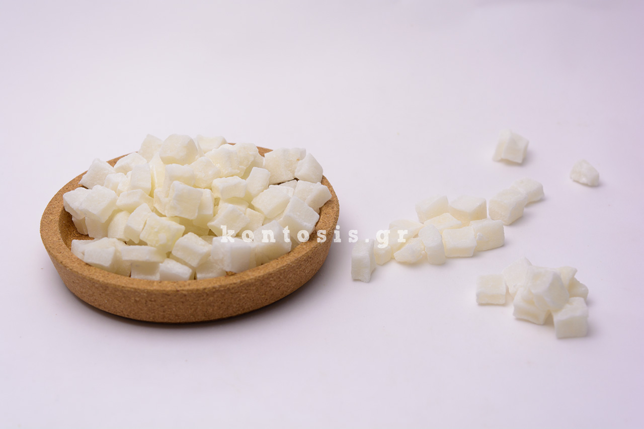 Coconut dices Thailand-no sugar -karida thailandis