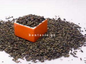 Prasino tsai-green tea