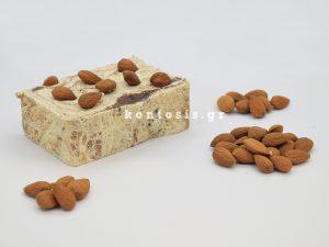 Paradosiakos Xalvas Kyrgion Dramas kouvertoura ygeias almond