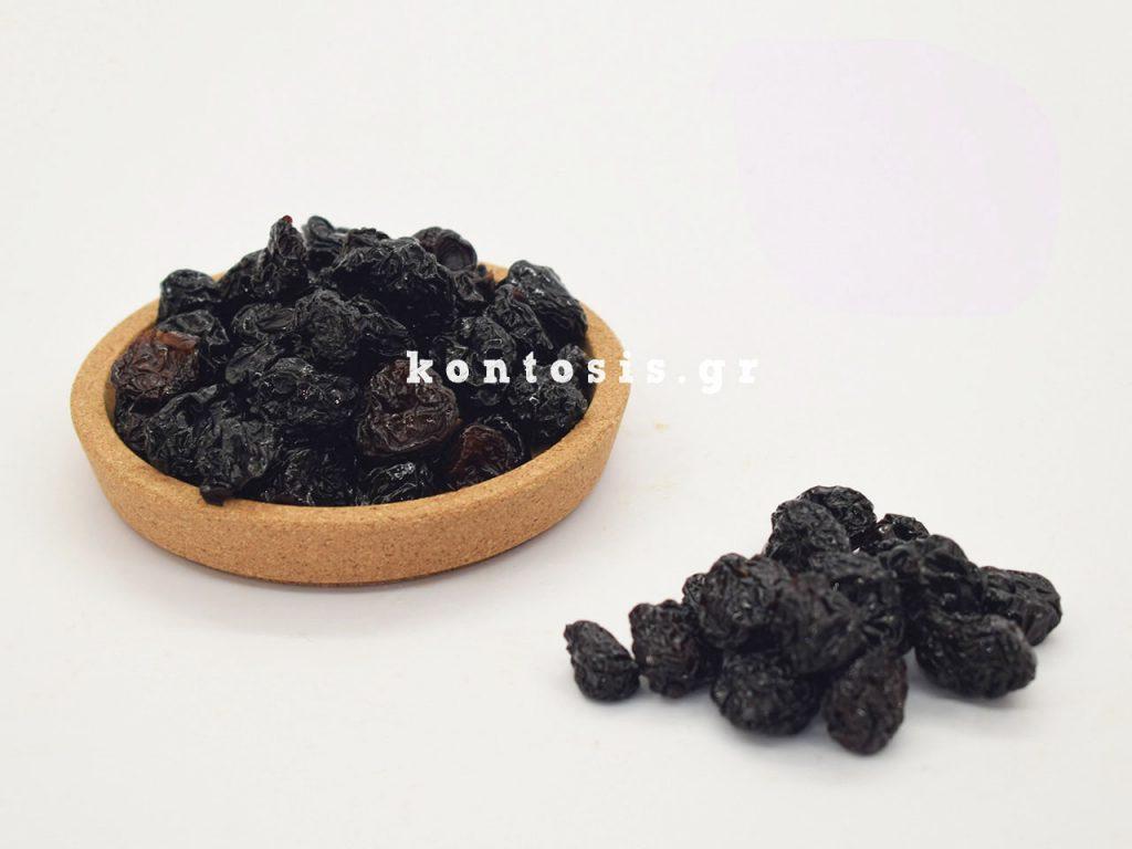 Black cherries no sugar Edessas