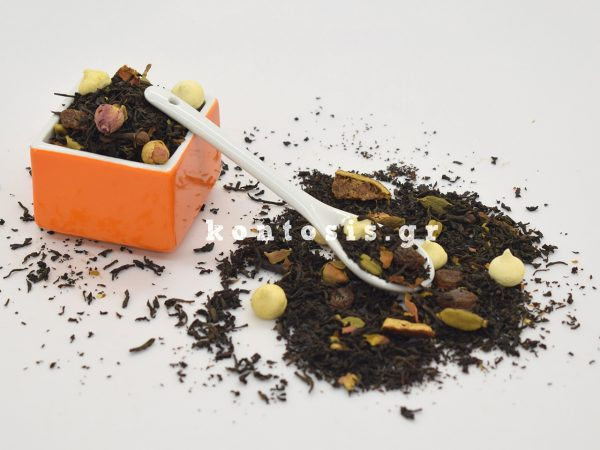 Flavored Black Tea Magic moon, fruits, herbs and flowers