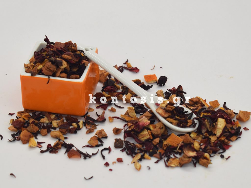 Flavored Tea Fruit Infusion 'Wild Cherry'
