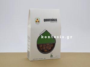 Fountoukia ellinika petrounuts bio-greek hazelnuts bio
