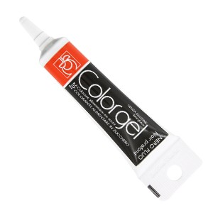 Xroma zaxaroplastikis mavro-color gel black