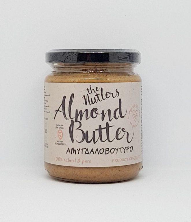 Almond butter-voutiro amigdalou