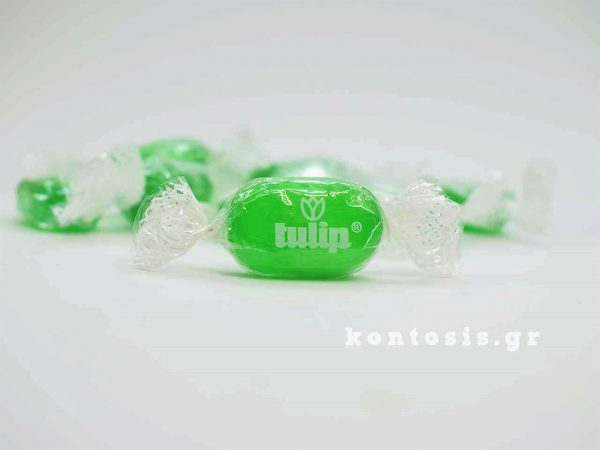 karamela crystal tulip menta-mint