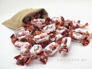 karameles soft zele gelo rodi pomegranate