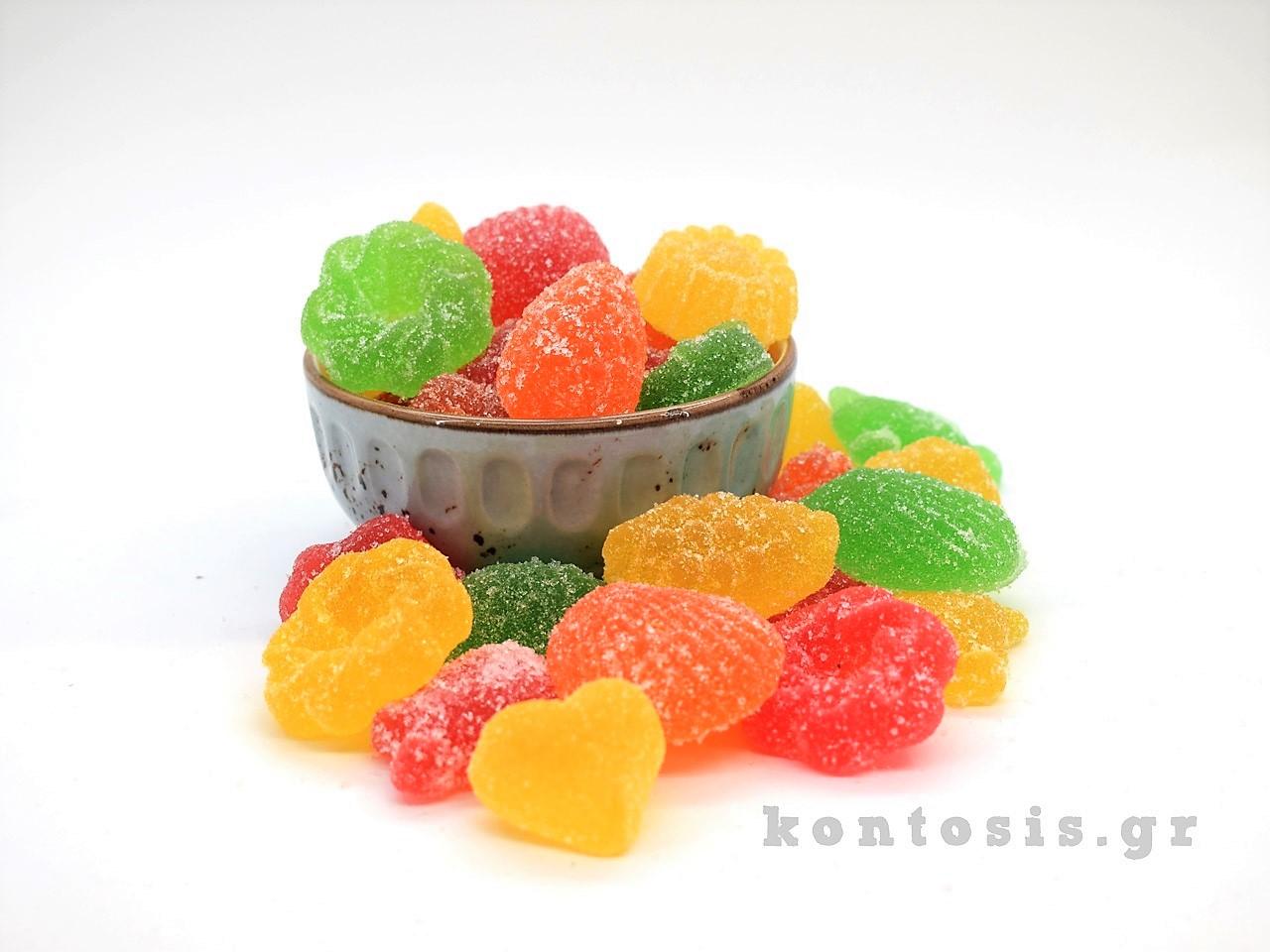 variety fruit zelins-froutenia zeledakia