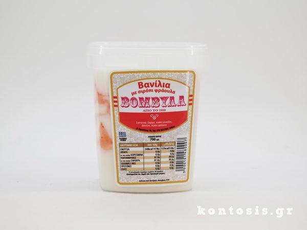 Paradosiakes vanilies-ypovrihio-fraoula