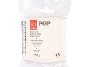 Sugar paste white-250gr-gluten free