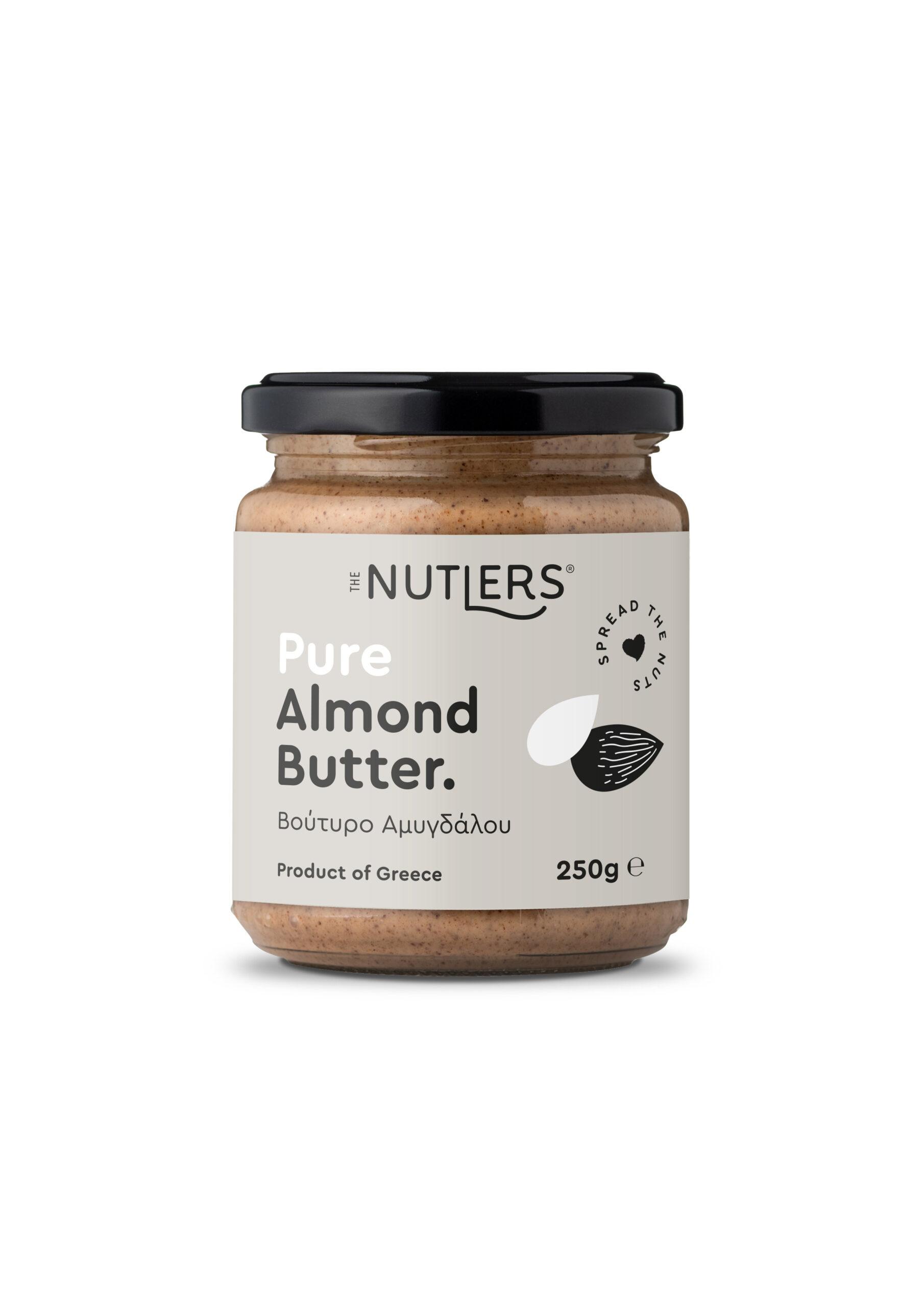 Almond butter pure-voutiro-amygdalo-fisiko